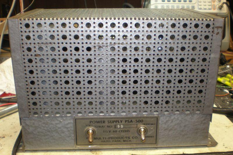 Multi Elmac PS-500