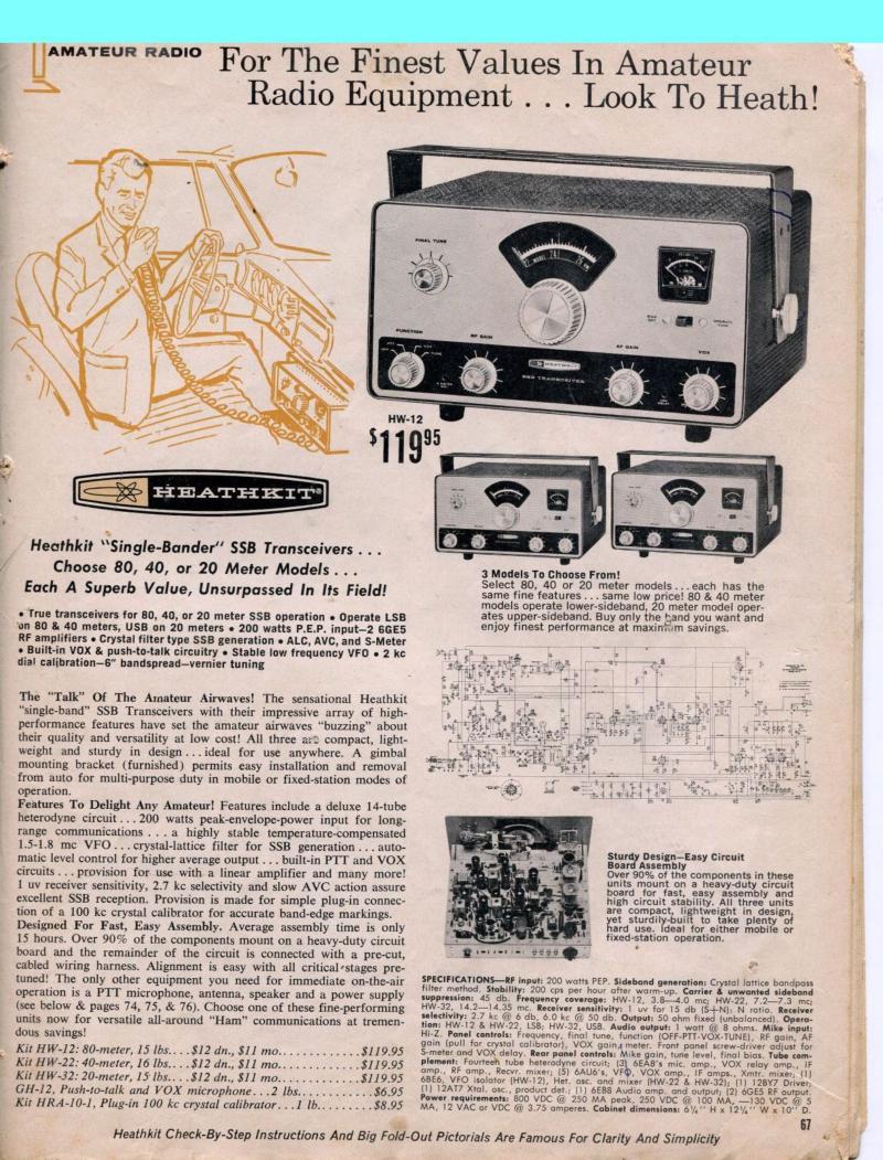 1963 - the Singlebander debut