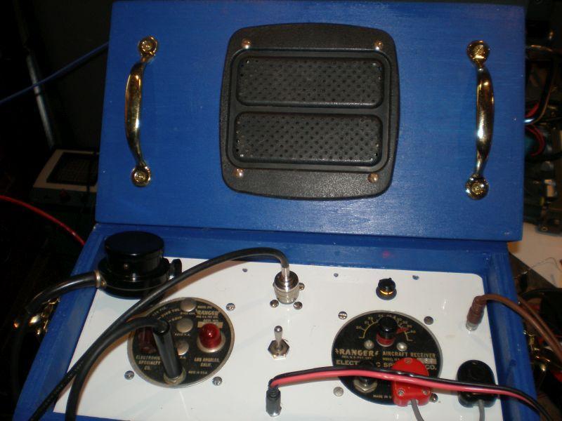 Speaker in the lid