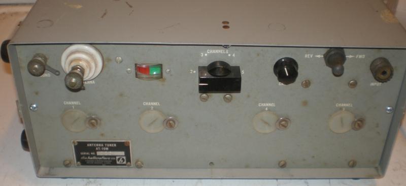 AT-10 Antenna Coupler