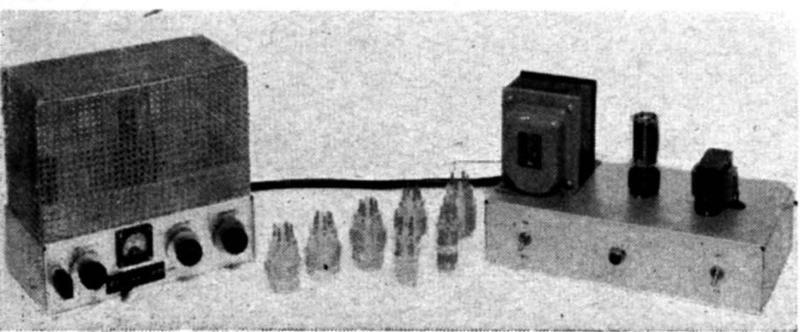Complete Novice transmitter