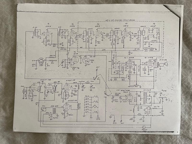 CD-10 schematic (original)