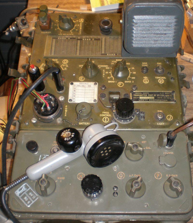 GRC-9 set