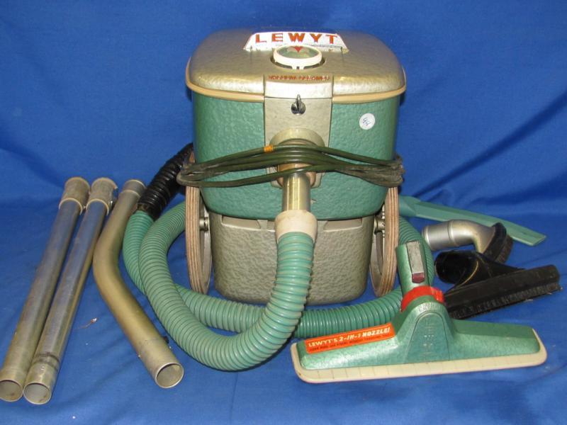 Lewyt Vacuum