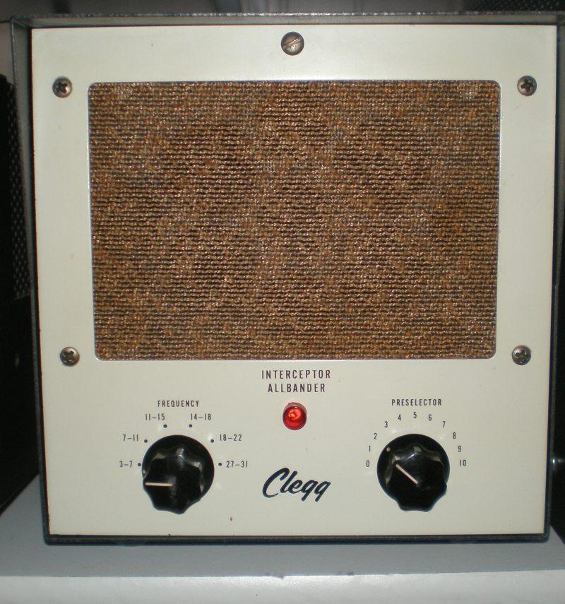 Allbander upconverter for HF with speaker