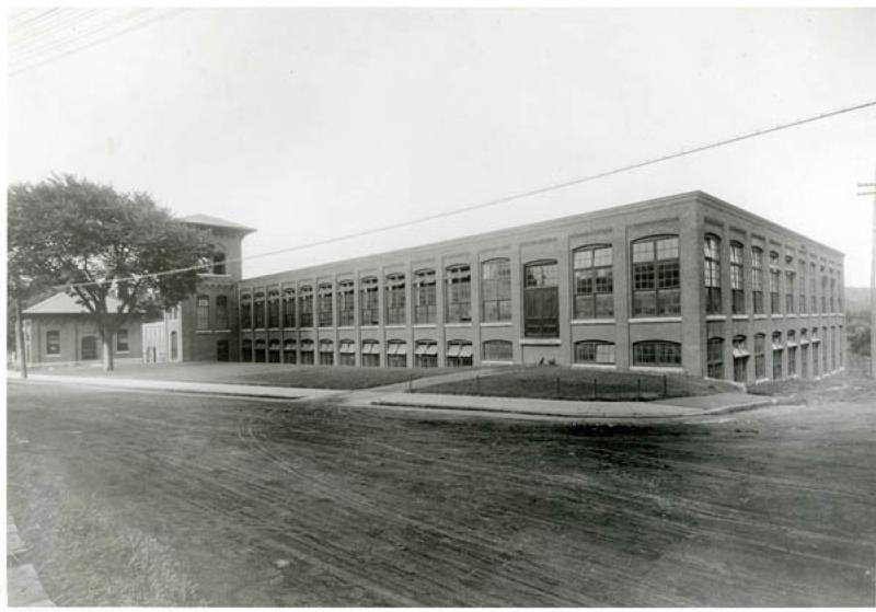 Central Mills building, pre-1920