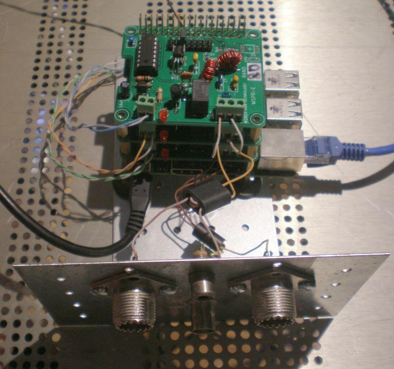 Modular wspr class E transmitter(s) by W9RAN