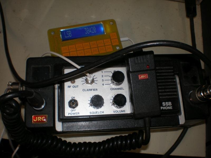 JSB-20 and external controller