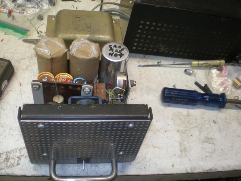 SBT-3 homebrew power supply