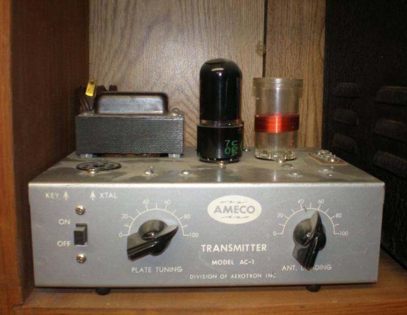 AC-1 Novice Transmitter