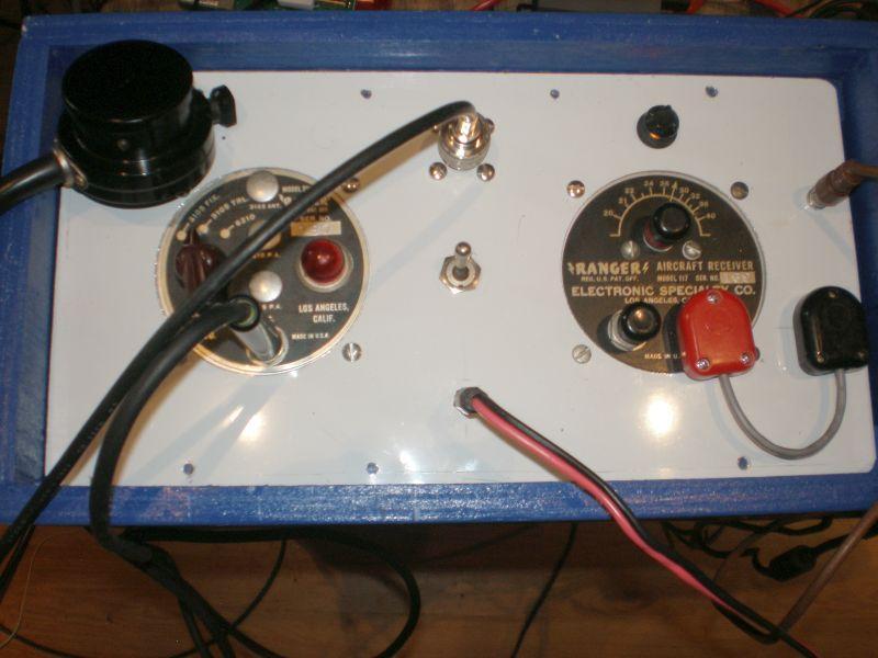 W9RAN's Field Radio