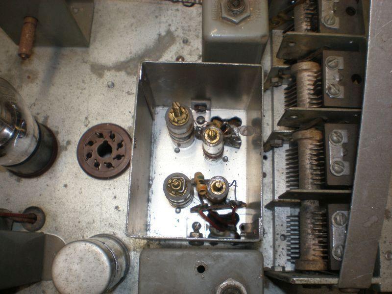 RF coil box