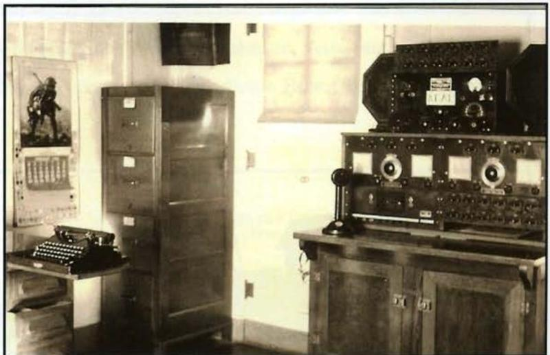 Early radio equipment - can you identify what it is?