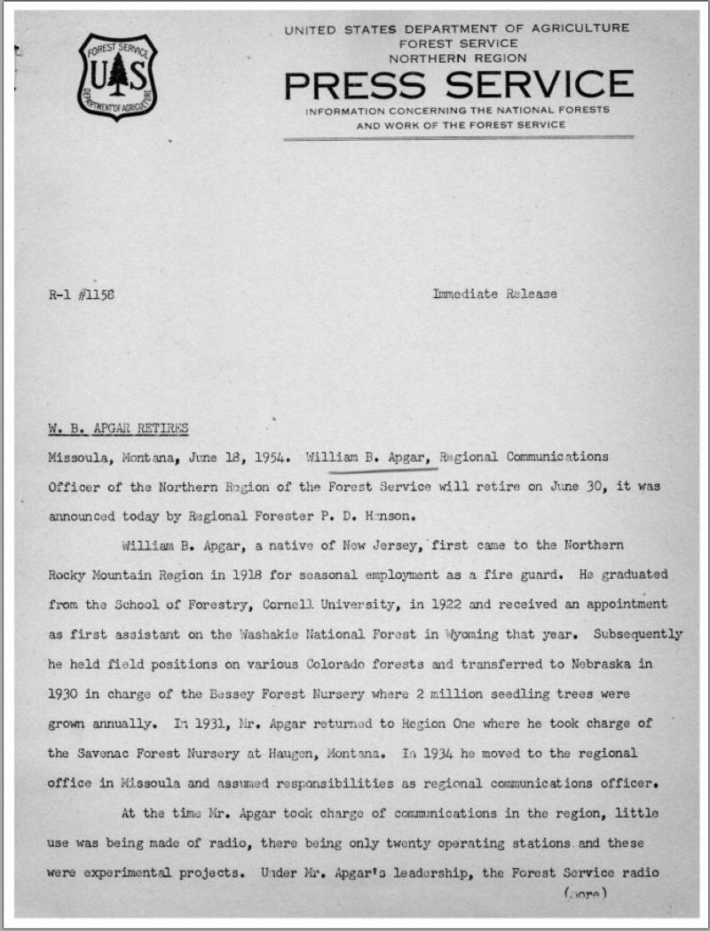 Apgar retirement letter page 1