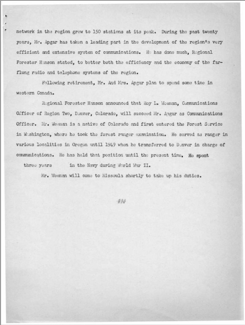 Apgar retirement letter page 2