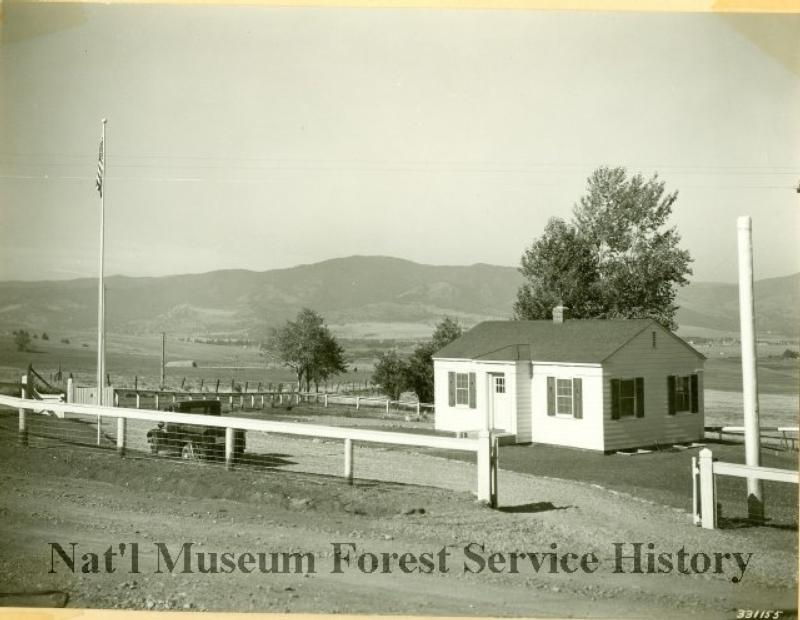 KBCX in the 1930's