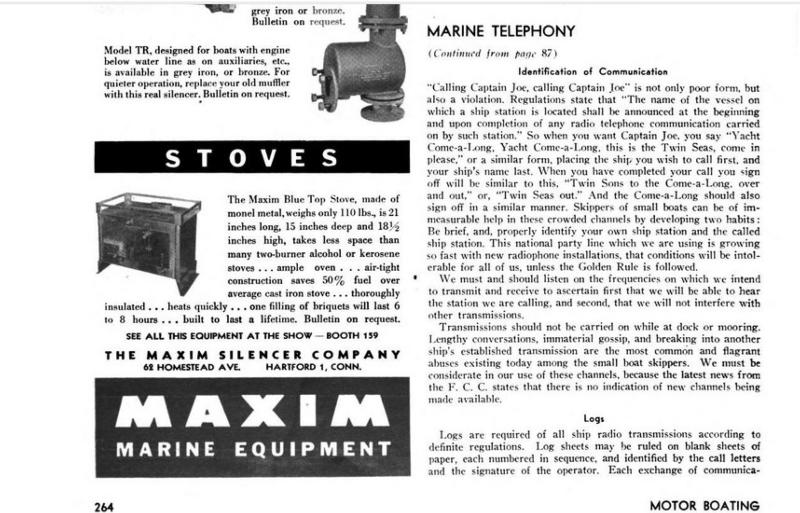 Marine radiotelephone article page 3