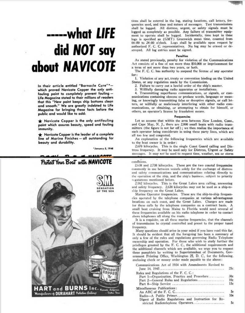 Marine radiotelephone article page 4