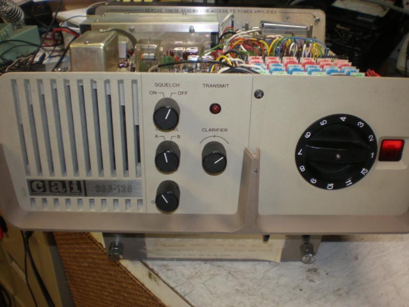 CAI CA-125 transceiver